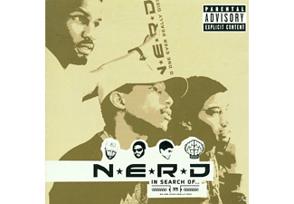 N.E.R.D - IN SEARCH OF (NEW VERSION) - (CD)