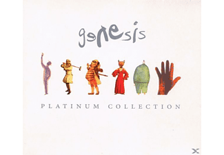 Genesis - The Platinum Collection (CD)
