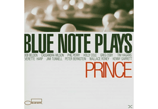 VARIOUS - Blue Note Plays Prince [CD]