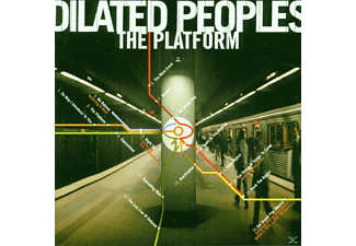 Dilated Peoples - The Platform [CD]