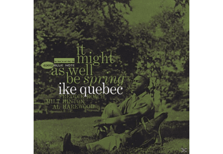 Ike Quebec - It Might As Well Be Spring-Rvg - (CD)