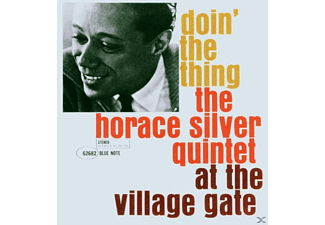 Horace Silver - Doin' The Thing At The Village Gate - (CD)