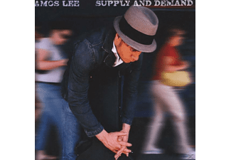 Amos Lee - Supply And Demand - (CD)