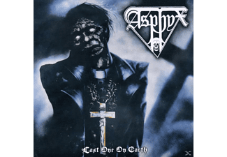 Asphyx - Last One On Earth - (CD)