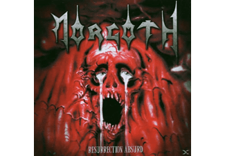 Morgoth - Resurrection Absurd [CD]