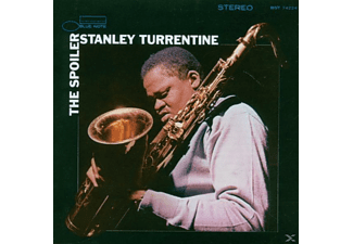 Stanley Turrentine - The Spoiler Rvg [CD]