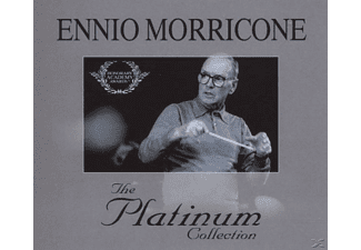 Ennio Morricone - Platinum Collection [CD]