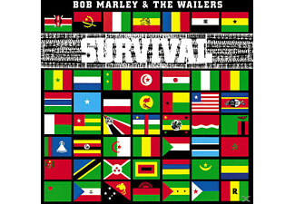 Bob Marley - Survival [CD]