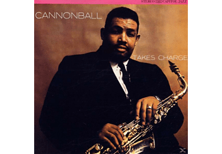 Julian Cannonball Adderley, Cannonball Adderley - Cannonball Takes Charge [CD]