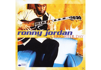 Jordan Ronny - A BRIGHTER DAY - (CD)