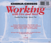 China Crisis - Working With Fire And Steel [CD] jetztbilligerkaufen