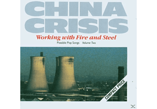 China Crisis - Working With Fire And Steel - (CD)