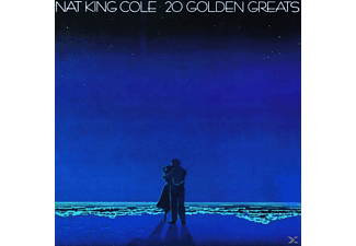 Nat King Cole - 20 Golden Greats - (CD)