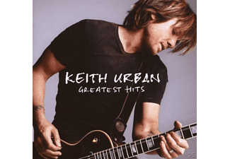 Keith Urban - GREATEST HITS - (CD)