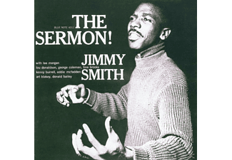 Jimmy Smith - The Sermon [CD]