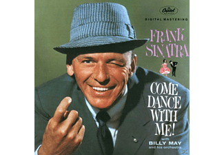 Frank Sinatra - Come Dance With Me - (CD)