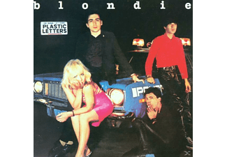Blondie - Plastic Letters - (CD)