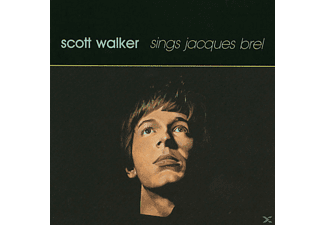 Scott Walker - Scott Walker Sings Jaques Brel - (CD)