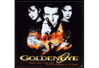 VARIOUS - GOLDEN EYE/007JAMES BOND (REMASTERED) - (CD)