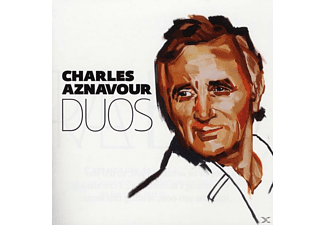 Charles Aznavour - Duos - (CD)