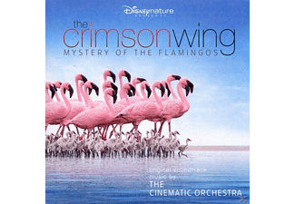 The Cinematic Orchestra - The Crimson Wing-Mystery Of The Flamingos - (CD)