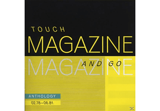 Magazine - TOUCH AND GO - ANTHOLOGY 78- 81 [CD]