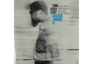 Grachan Moncur III, Grachan Moncour Iii - Some Other Stuff-Rvg Serie - (CD)