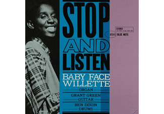 Baby Face Willette - STOP AND LISTEN (RVG SERIE) - (CD)