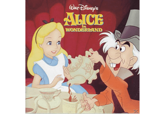 VARIOUS - Alice In Wonderland - (CD)