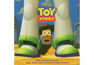 VARIOUS - Toy Story - Englische Version [CD]