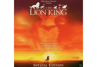 VARIOUS, OST/VARIOUS - The Lion King Special Edition [CD]