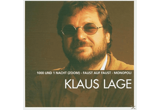 Klaus Band Lage, Klaus Lage - ESSENTIAL [CD]