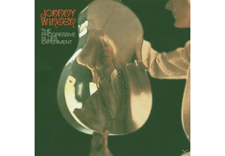Johnny Winter - The Progressive Blues Experiment [CD]