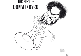 Donald Byrd - BEST OF DONALD BYRD - (CD)