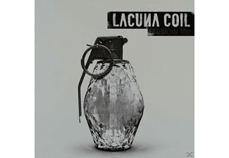 Lacuna Coil - Shallow Life-Standard [CD]