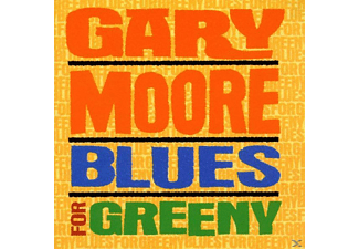 Gary Moore - Blues For Greeny-Remastered - (CD)