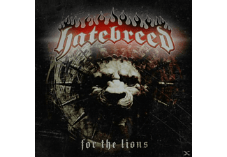 Hatebreed - For The Lions-Standard [CD]