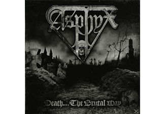 Asphyx - Death...The Brutal Way - (CD)