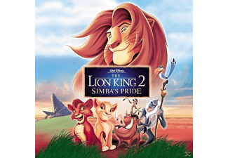 VARIOUS - Lion King 2:Simba`s Pride - (CD)