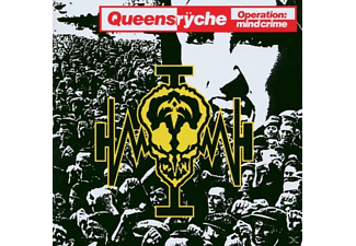 Queensrÿche - Operation:Mindcrime-Remastered [CD]
