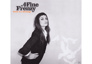 A Fine Frenzy - BOMB IN A BIRDCAGE - (CD)