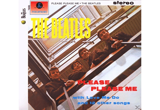 The Beatles - Please Please Me (Stereo Remastered) [CD]