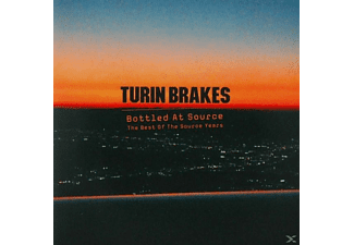 Turin Brakes - BOTTLED AT SOURCE/THE BEST OF THE SOURCE YEARS - (CD)