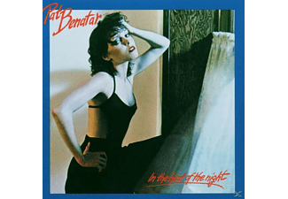 Pat Benatar - In The Heat Of The Night [CD]