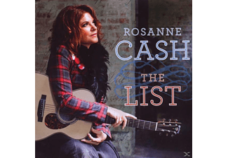 Rosanne Cash - The List [CD]
