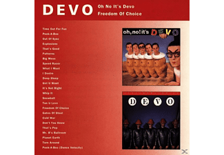 Devo - Oh, No! It's Devo / Freedom of Choice (CD)