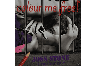 Joss Stone - COLOUR ME FREE - (CD)