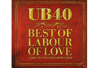 UB40 - BEST OF LABOUR OF LOVE (SPECIAL EDITION) - (DVD)