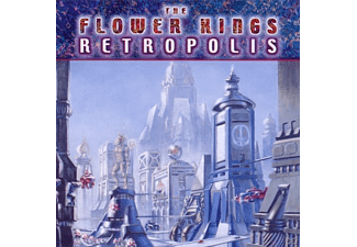 The Flower Kings - Retropolis (CD)