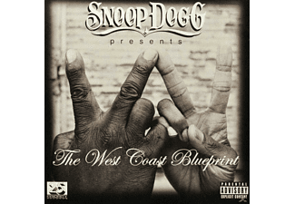 Snoop Dogg & Various - The West Coast Blueprint - (CD)